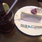 下克上販売者のバナナデスクさんと喫茶店でケーキを食べてきました♪